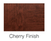 Cherry Finish