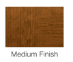 Medium Finish