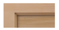 Smooth Luan Panel with Hemlock Wood Frame